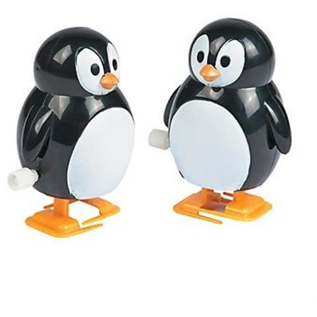 DDI 2128725 Wind Up Walking Penguin Toy - Case of 216