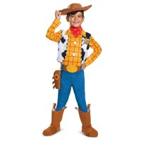 Boy's Woody Deluxe Halloween Costume - Toy Story 4