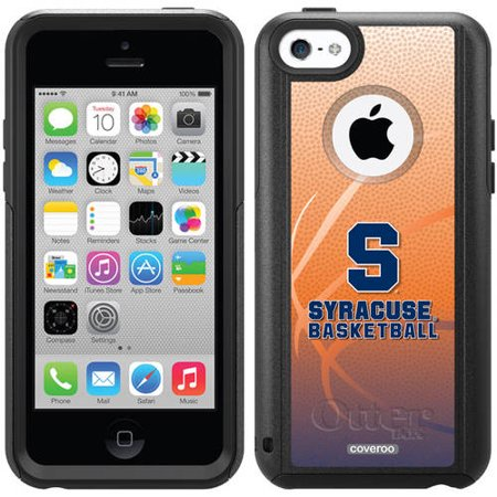 Syracuse University Basketball Design On Otterbox Commuter Series Case For Apple Iphone 5C