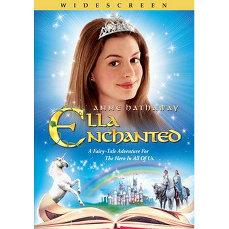 Ella Enchanted (DVD) -
