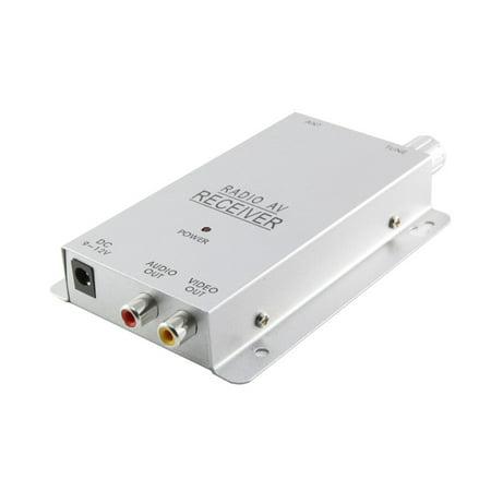 axGear Wireless Camera Cordless Color Cam 2.4G Night Vision Spy TV Video Cam - image 6 de 8
