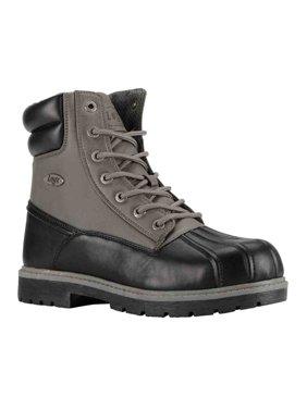 """men's lugz avalanche hi 6"""" duck boot"""
