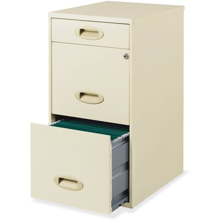 Hirsh Industries Hid17806 3 Drawer Steel File Cabinet
