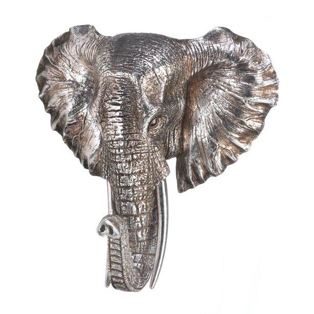African Elephant Decor, Polyresin Bedroom Elephants Decor ... - photo#4