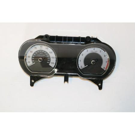 10-11 Jaguar XF Instrument Cluster Speedometer Gauge 75,403 #47689 ()