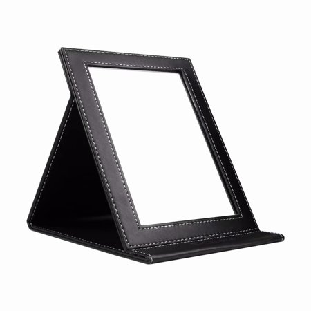 DUcare Portable Folding Vanity Mirror with Stand, (Kimball & Young Vanity Stand)