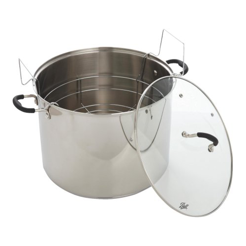 Jarden HOME BRANDS 1440010740 Stainless Steel Canner/Rack