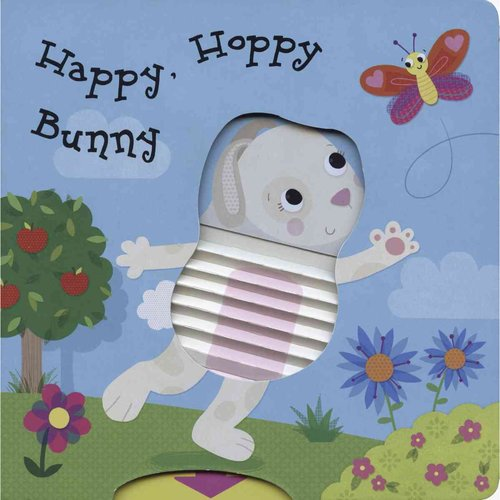 Happy, Hoppy Bunny