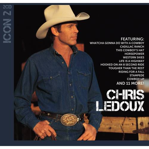 Icon Series 2: Chris LeDoux (2CD)
