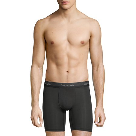 Logo Stretch Boxer Briefs Calvin Klein Knit Boxer Briefs