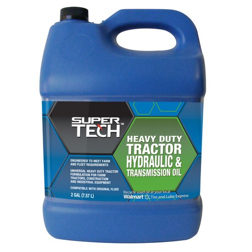 Super Tech Tractor Hydraulic Oil, 2gal