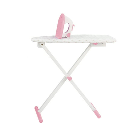KidKraft Tiffany Bow Wooden Ironing Set