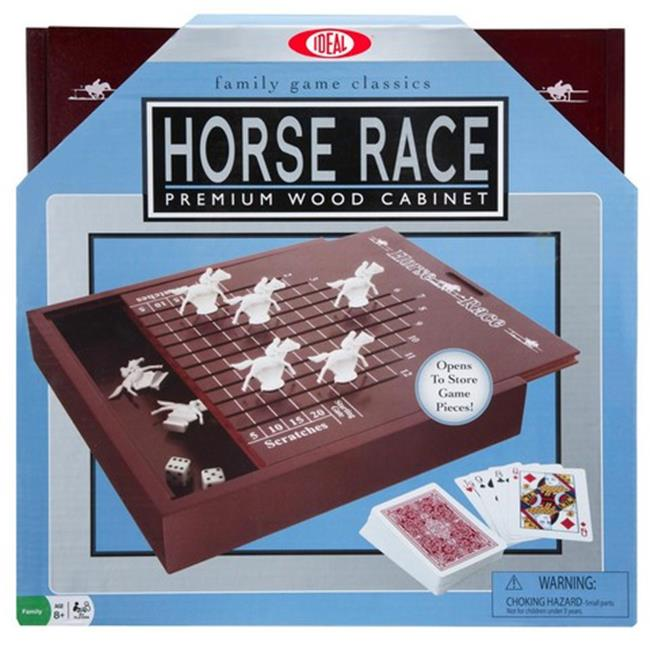 Alex Brands 0X5771TL Ideal Horse Race Game