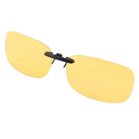 Driving Outdoor Plastic Rimless Lens Clip On Polarized ...