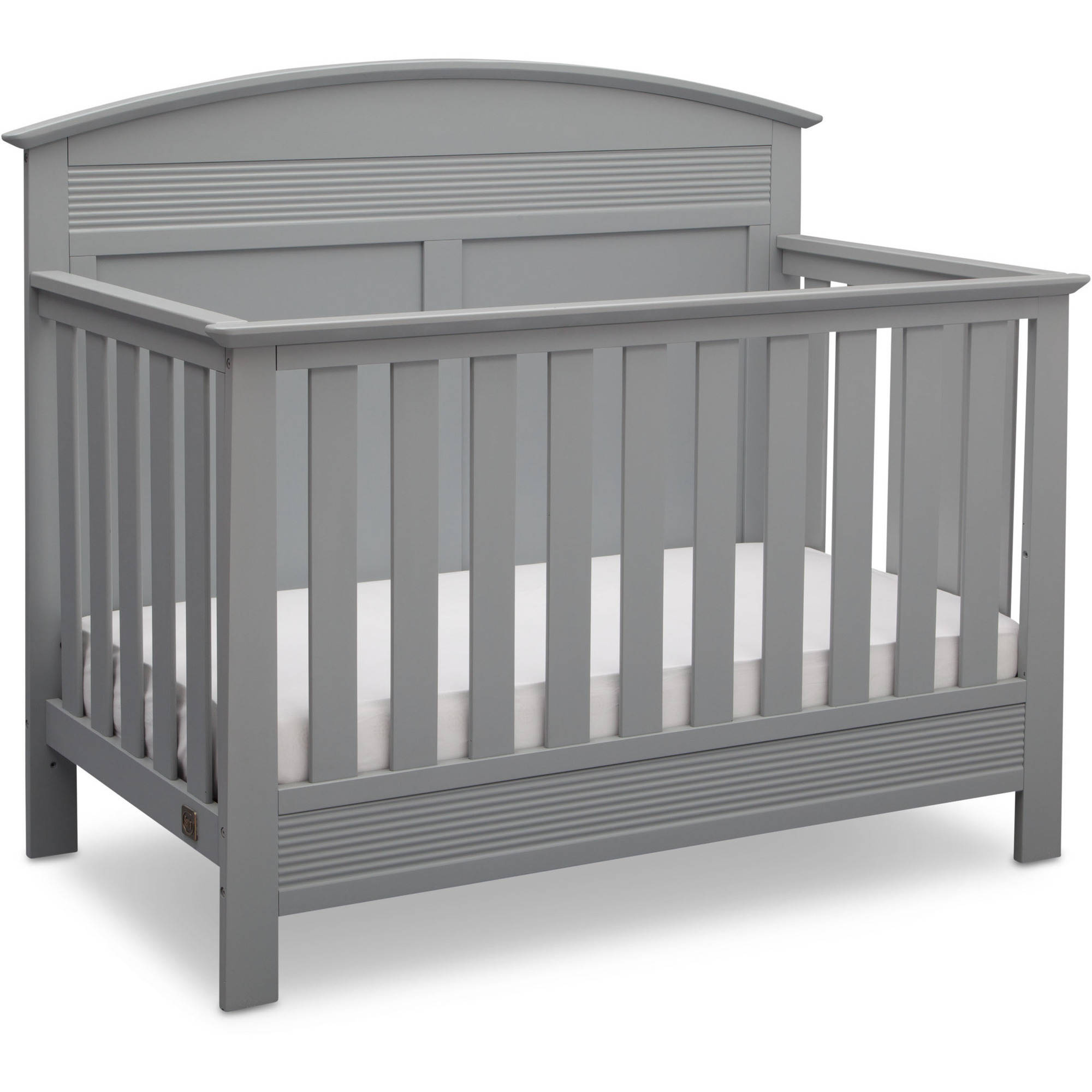 Serta Ashland 4-in-1 Convertible Crib, (Choose Your Finish)