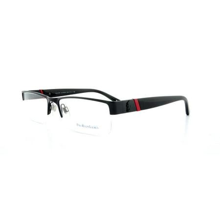 POLO Eyeglasses PH 1117 9038 Matte Black (Cheap Polo Eyeglasses)