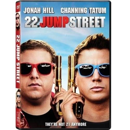 22 Jump Street (DVD + Digital HD) (With INSTAWATCH) (With INSTAWATCH) (Anamorphic Widescreen)