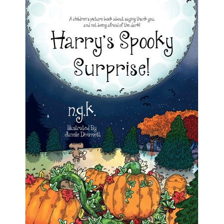 Harry's Spooky Surprise! for $<!---->