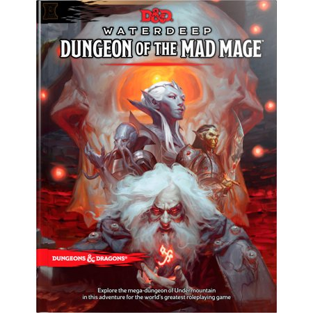 Dungeons & Dragons: D&d Waterdeep Dungeon of the Mad Mage (Hardcover) ()