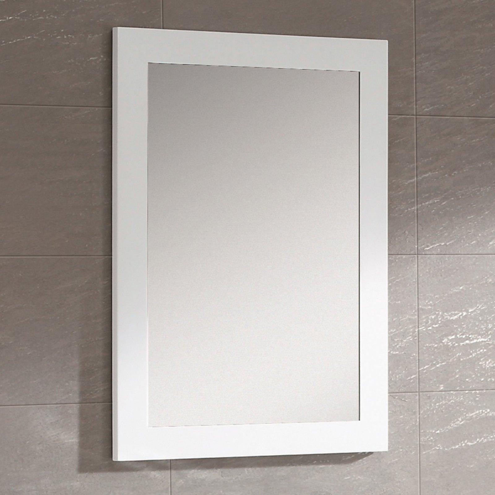 Fine Fixtures Ironwood Bathroom Mirror 29.5W x 33.5H in. by Fine Fixtures