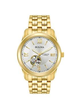 Bulova Men's Stainless Steel Automatic Watch
