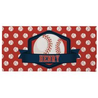 Personalized Sporty Fun Beach Towel - Available in 4 Sports