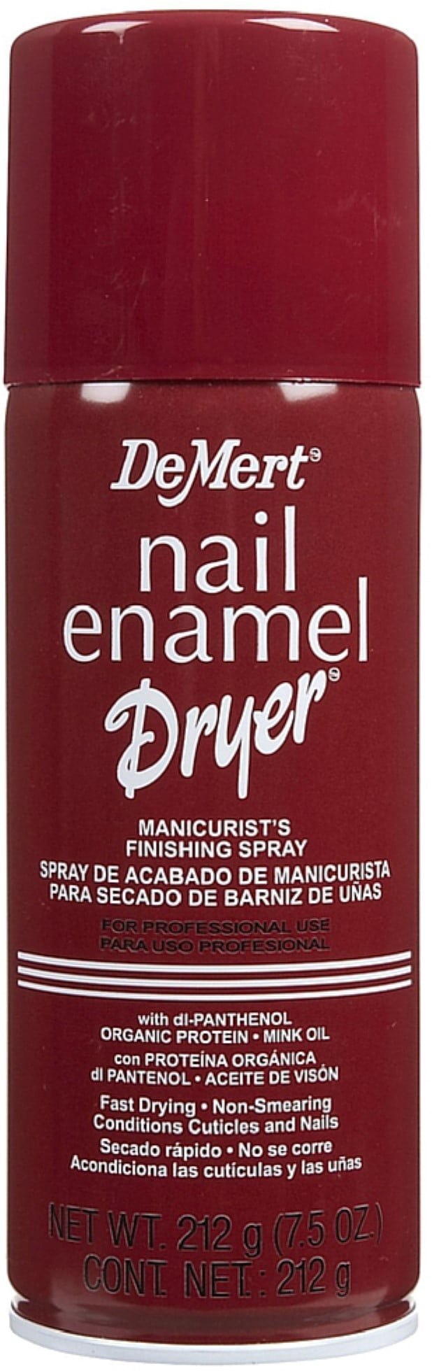 De Mert Brands DeMert Nail Enamel Dryer 75 Oz