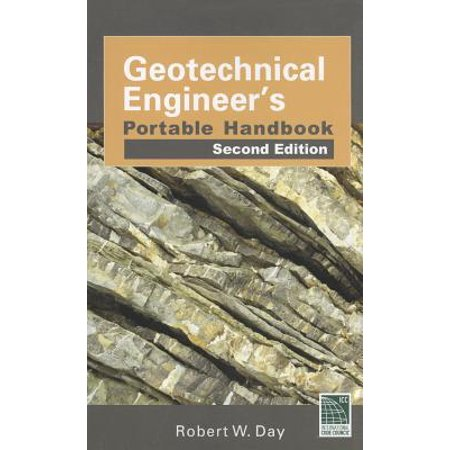 Geotechnical Engineers Portable Handbook, Second