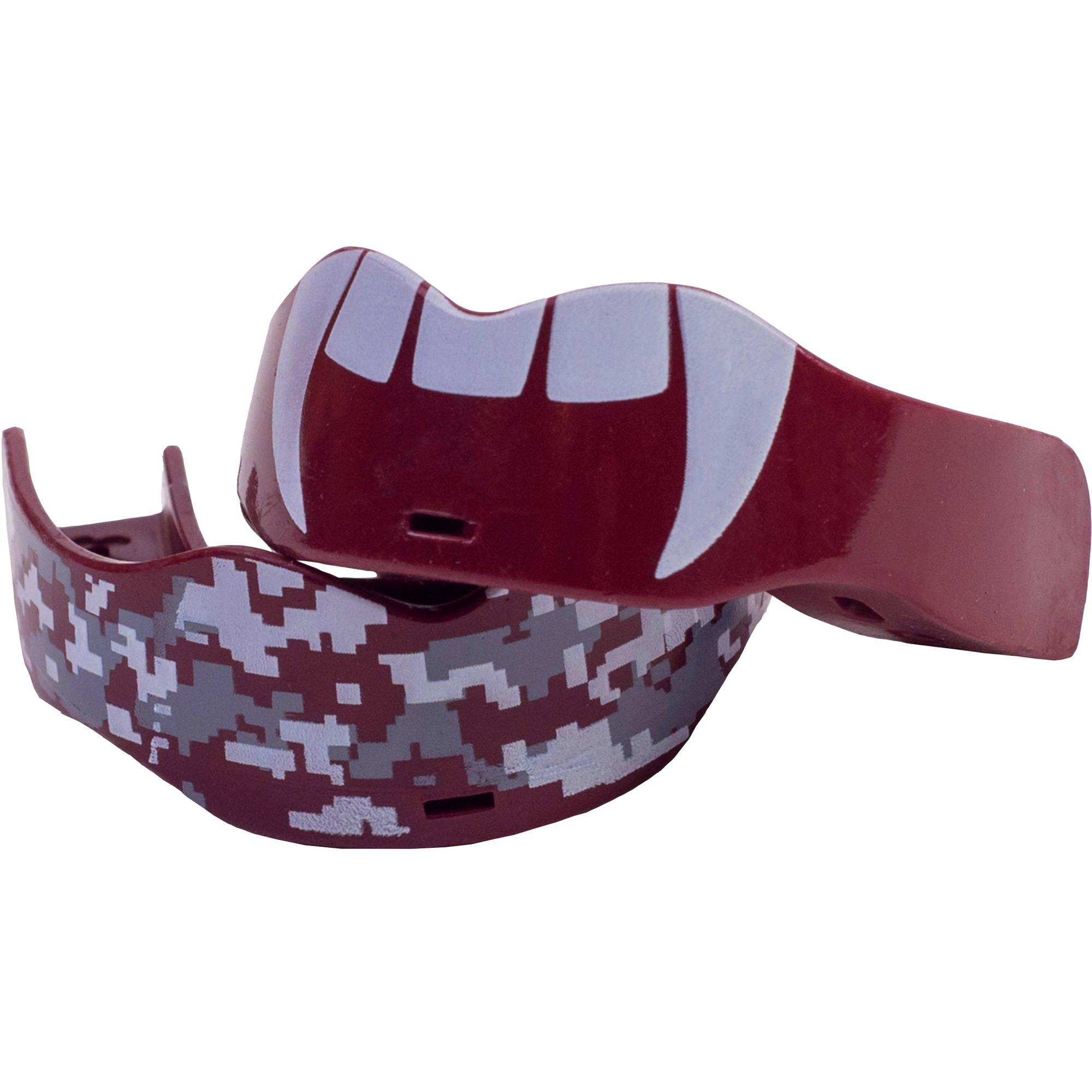 Soldier Sports Custom 7312 Mouthguard, Maroon