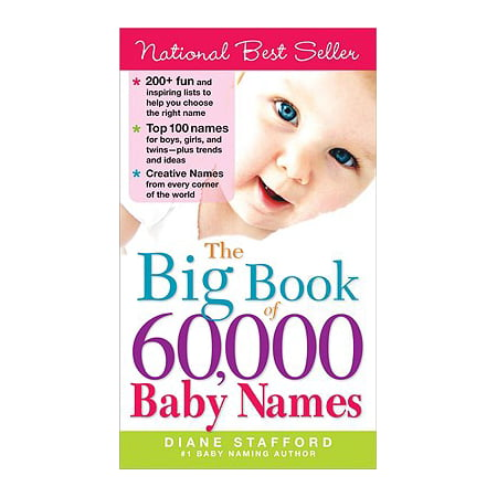 Big Book of 60,000 Baby Names, The