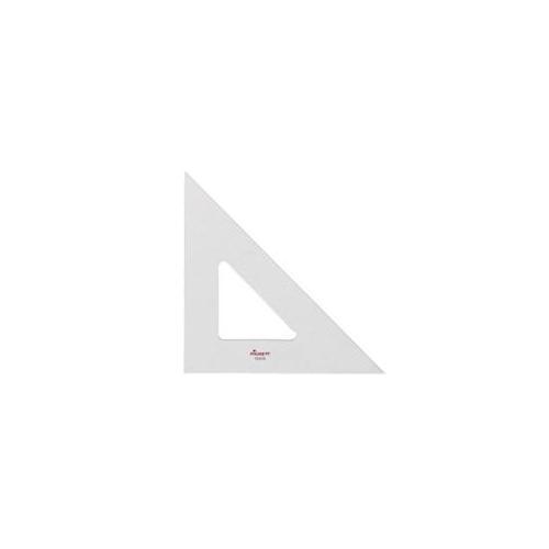 Chartpak Chartpak Triangle, 45-90 Degrees, 8 inch, Clear
