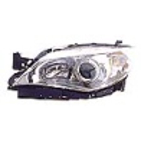 2008-2009 Subaru Outback Sport/2009 Impreza 2.5 Driver Side Headlight