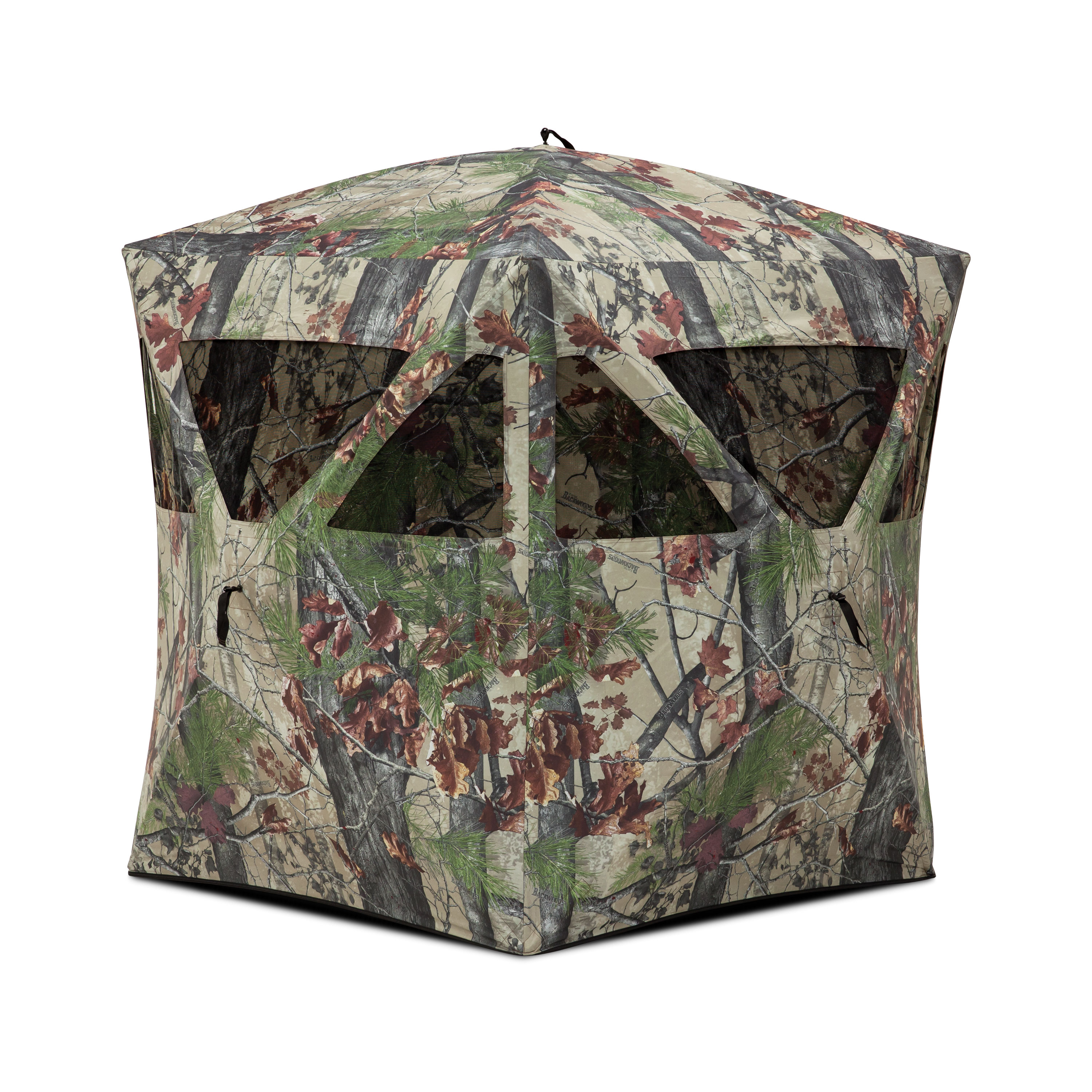 Click here to buy Barronett Blinds RA200BW Radar Pop Up Portable Blind, Bloodtrail Backwoods Camo by Ardisam Inc.