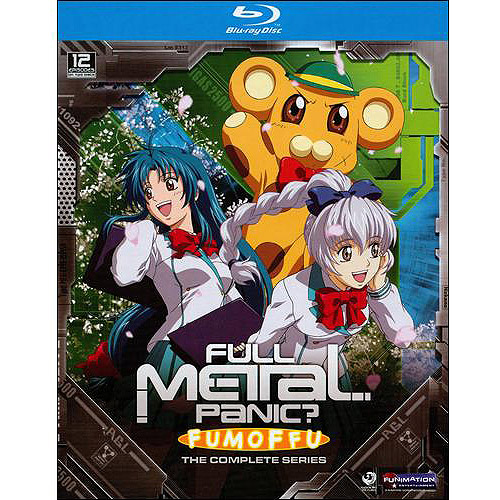 Full Metal Panic?: Fumoffu - The Complete Series (Blu-ray)