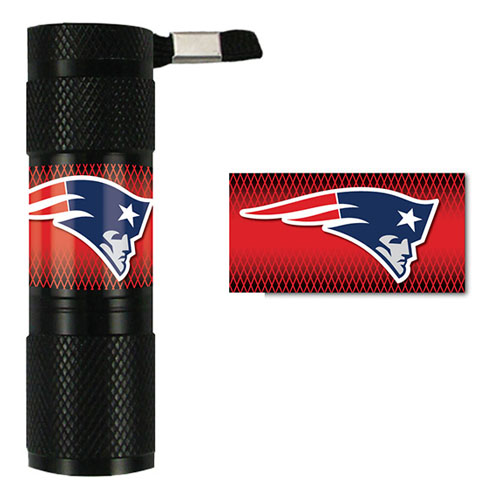 NFL New England Patriots LED Flashlight, Small