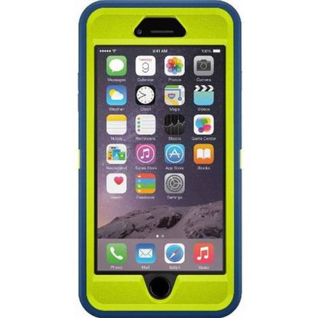 pretty nice 95b68 07f41 OtterBox Defender Series Apple iPhone 6 Plus Case