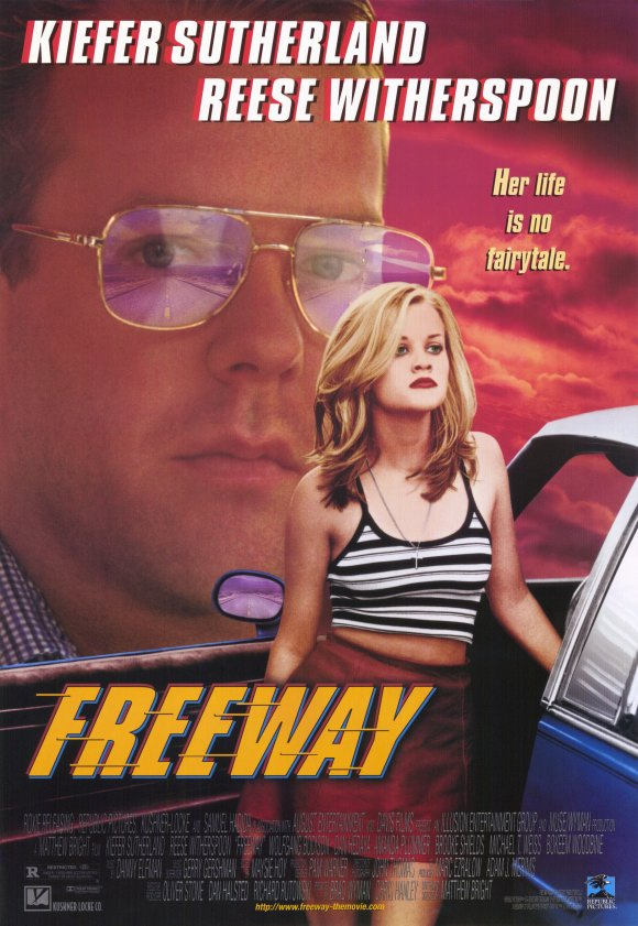 Freeway (1996) 11x17 Movie Poster by Pop Culture Graphics