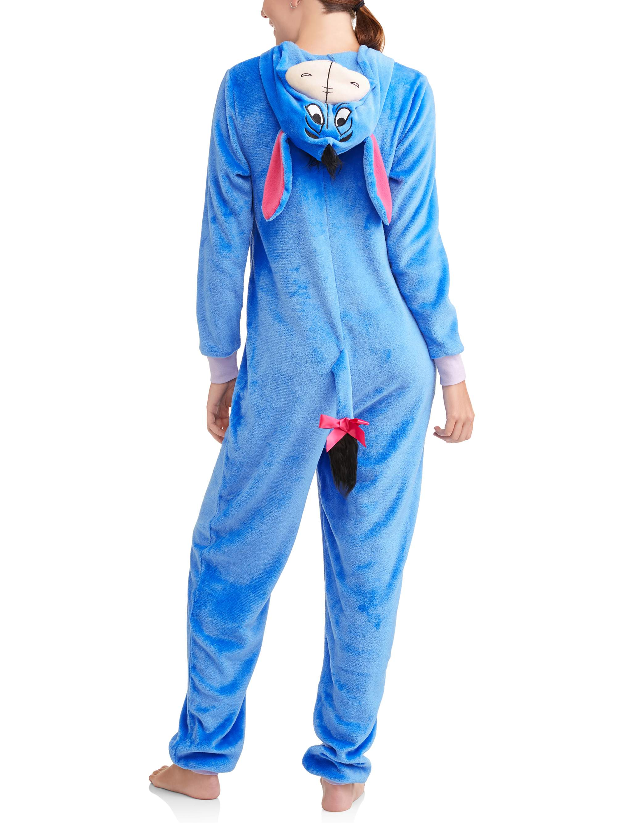 e4838dd5db8f Disney Eeyore Women s and Women s Plus Union Suit – Walmart ...