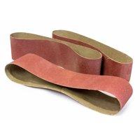 WEN Belt Sander Sandpaper, 3-Pack