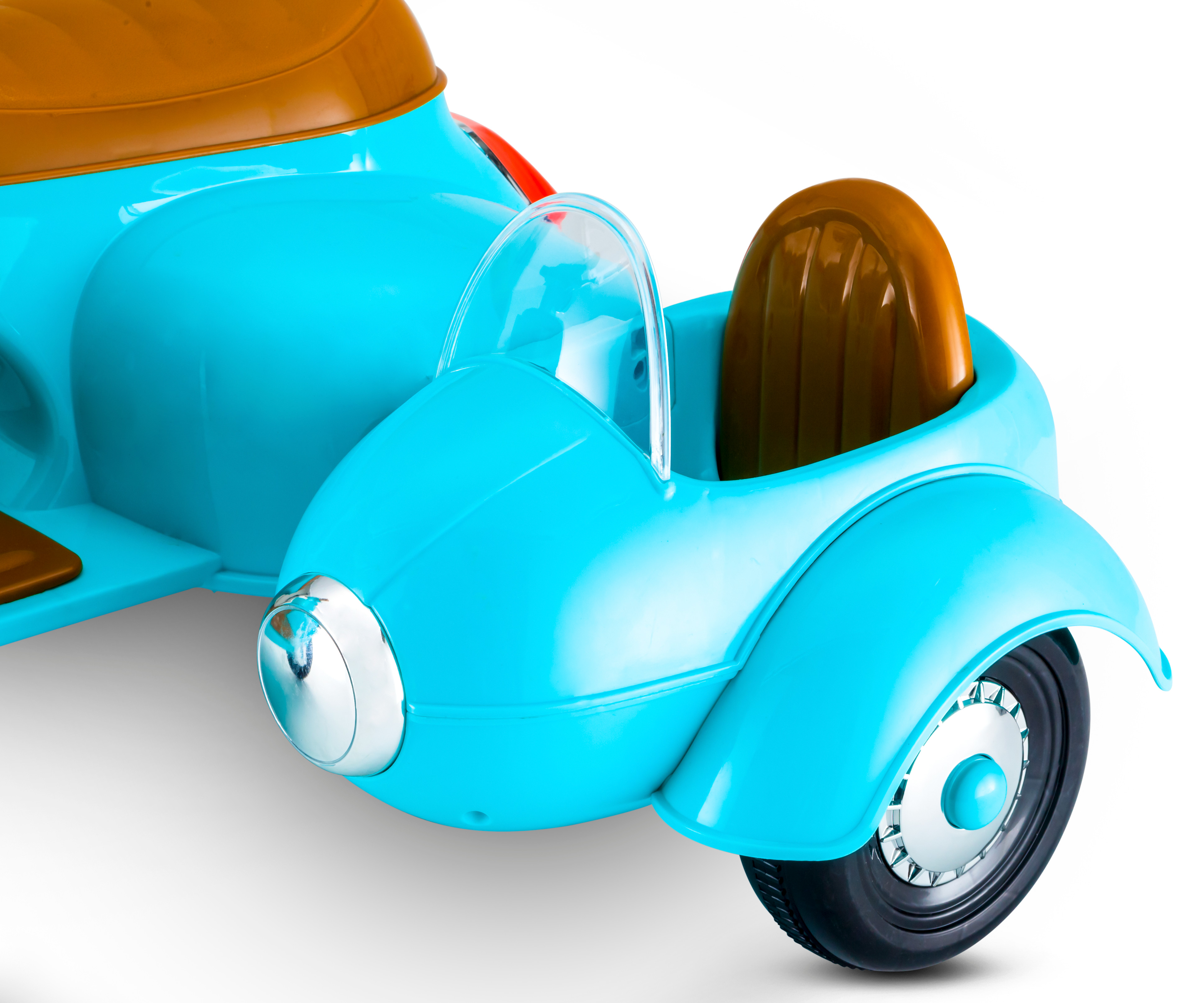 Walmart Toys Scooters For Boys : Volt scooter with sidecar by kid trax blue walmart