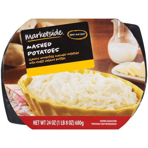 Marketside Mashed Potatoes, 24 oz