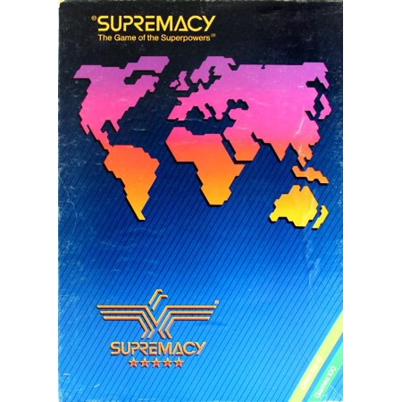 Supremacy (2nd Edition) Fair/EX