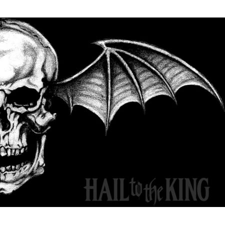 Hail to the King (CD) (Avenged Sevenfold Hail To The King Tracklist)