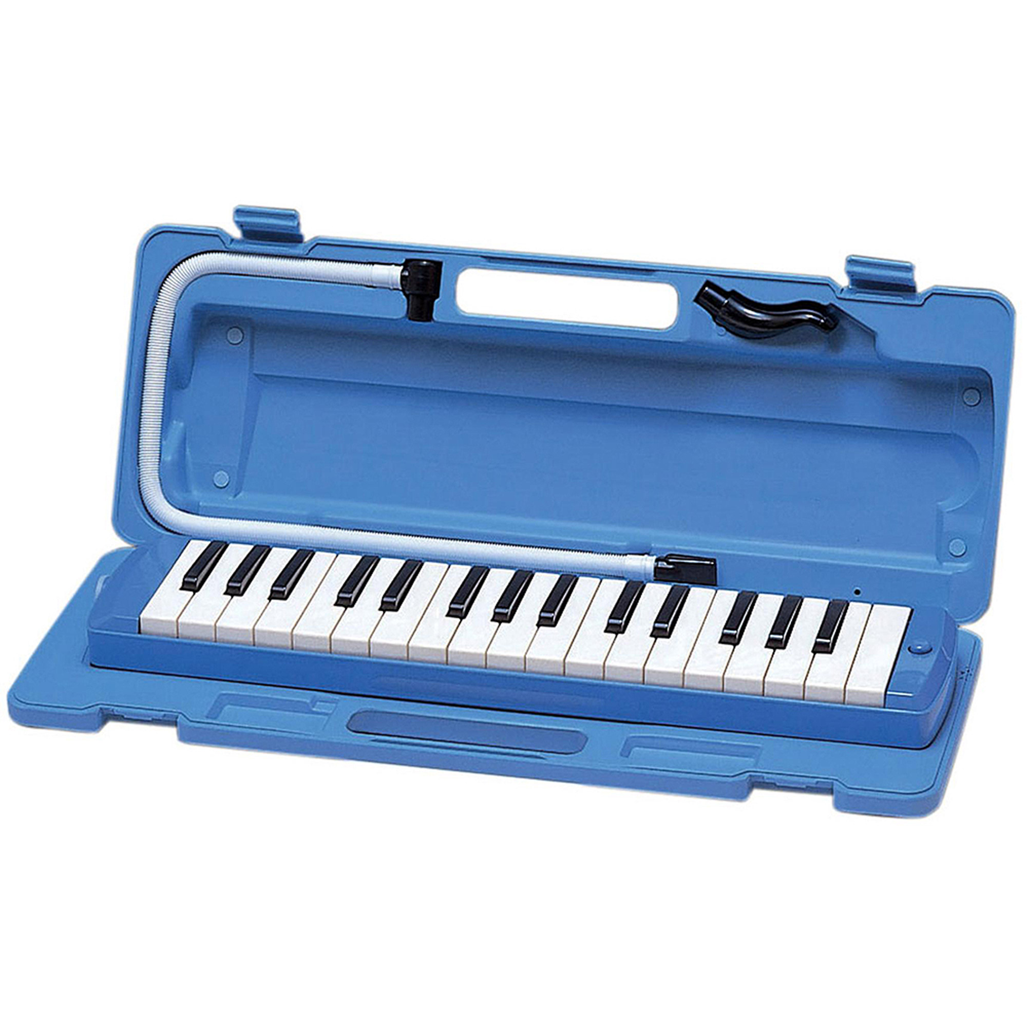 Yamaha P32D Pianica Keyboard Wind Instrument, 32-Note