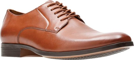 Men's Clarks Conwell Plain Toe Shoe