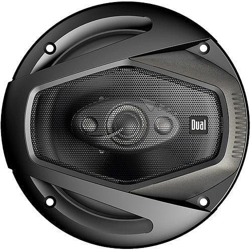 DUAL DLS524 5.25 4-Way 120 Watts Speakers (Pair of Speakers)