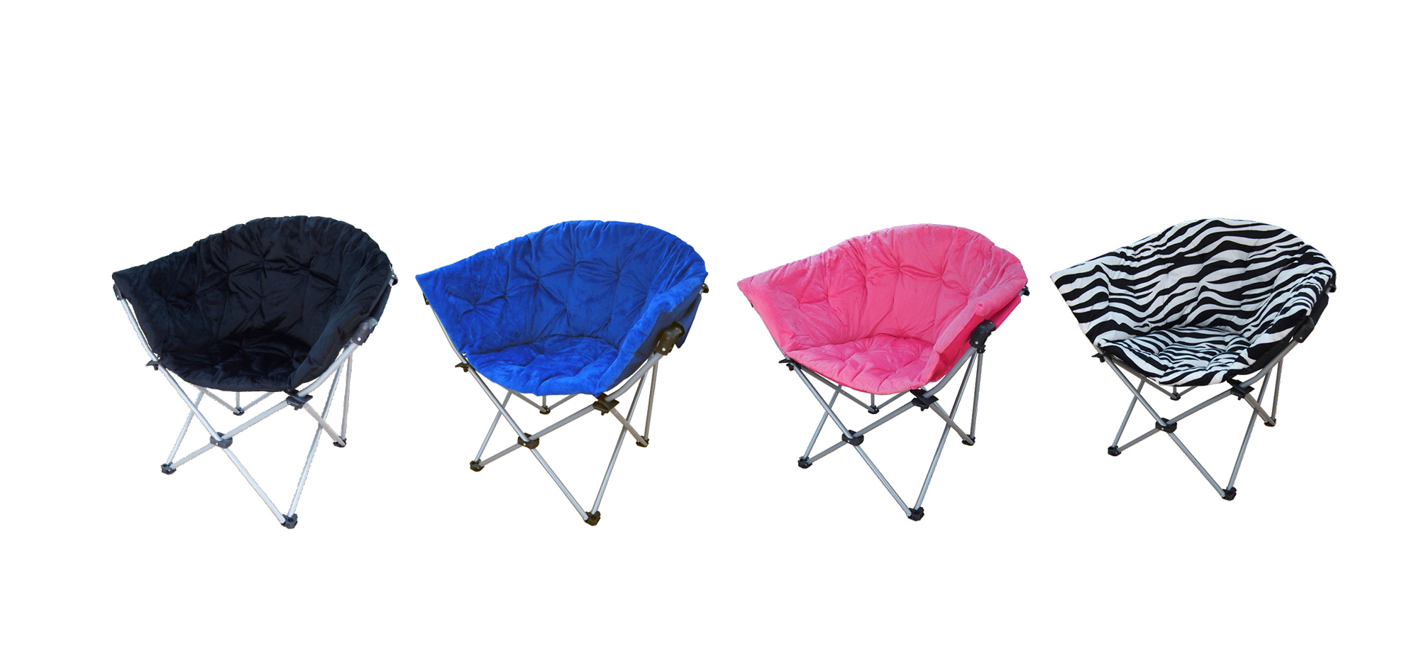 MAOS Moon Chair by Mid America Home & Garden - Large Pink (Set of 2 ...