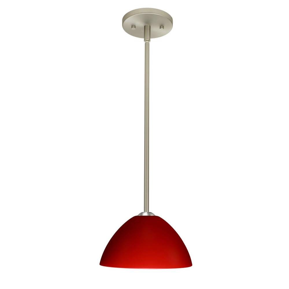 Besa Lighting 1TT-420131-SN Tessa Pendant Satin Nickel