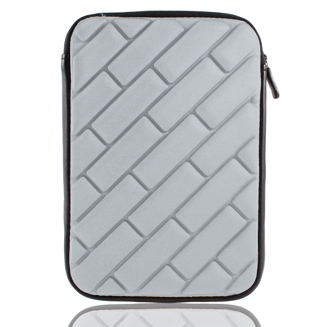 "7"" Shockproof Notebook Laptop Sleeve for Tablet PC,Ebook Reader Gray"