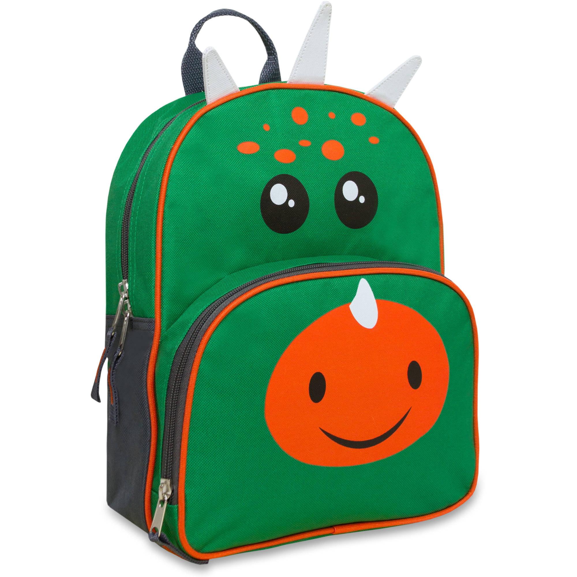 "Animal Friends 12"" Dinosaur Backpack"